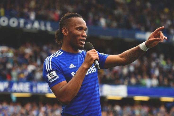 Didier Drogba Announced his Retirement from Professional Football