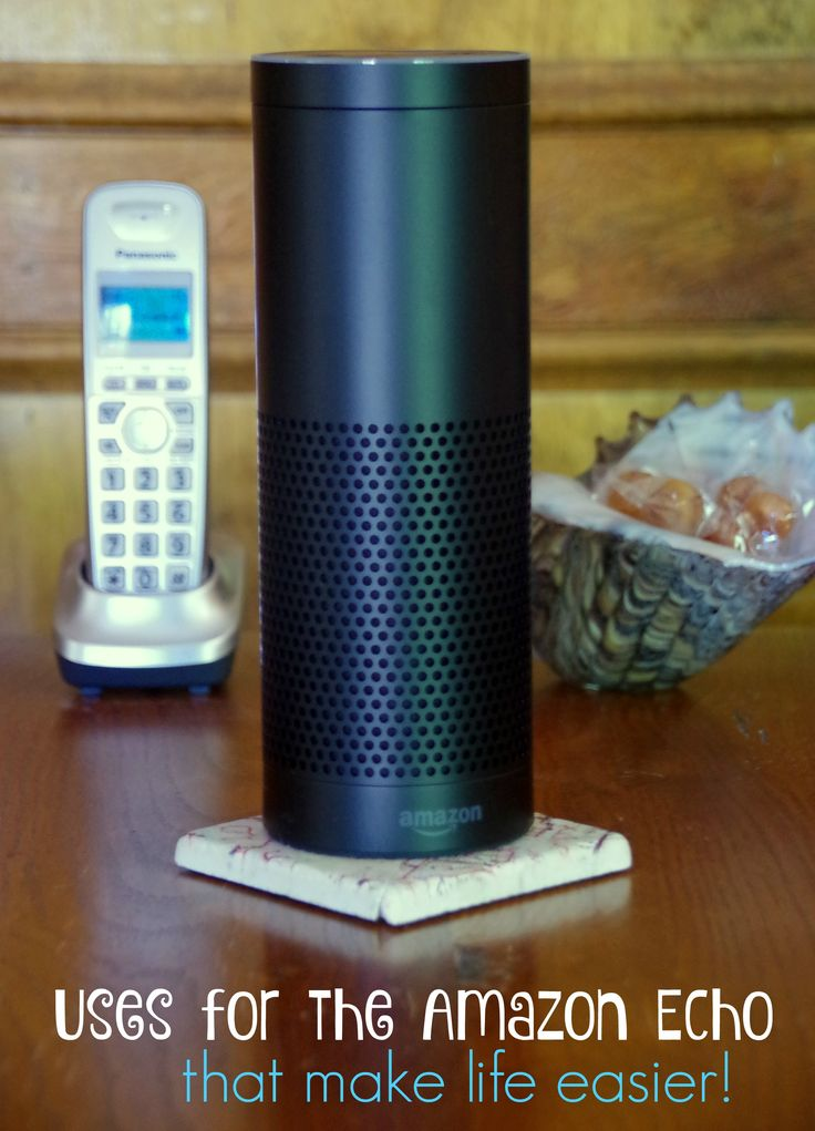 Here are just a few things you can do with the Amazon Echo that can make life easier. From real time traffic to shopping lists, you will be amazed!