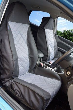 New Van Seat Covers Featuring Unique Design