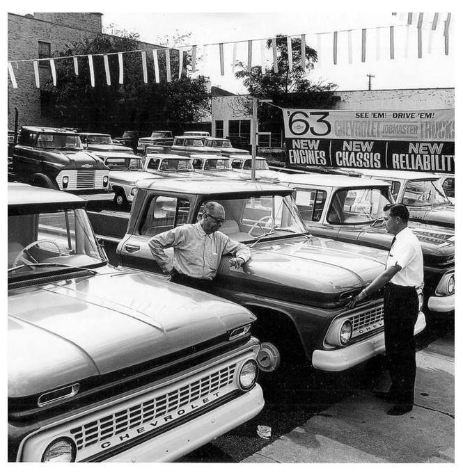 434 Best Vintage Car Dealerships Images On Pinterest