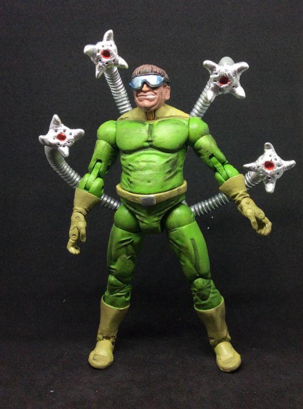 Doctor Octopus (Marvel Legends) Custom Action Figure ...