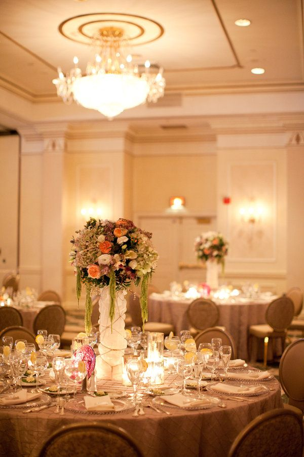 Pearl River Hilton Wedding by Craig Paulson Photography + Hatch Creative Studio  Read more - http://www.stylemepretty.com/new-york-weddings/2011/10/27/pearl-river-hilton-wedding-by-craig-paulson-photography-hatch-creative-studio/