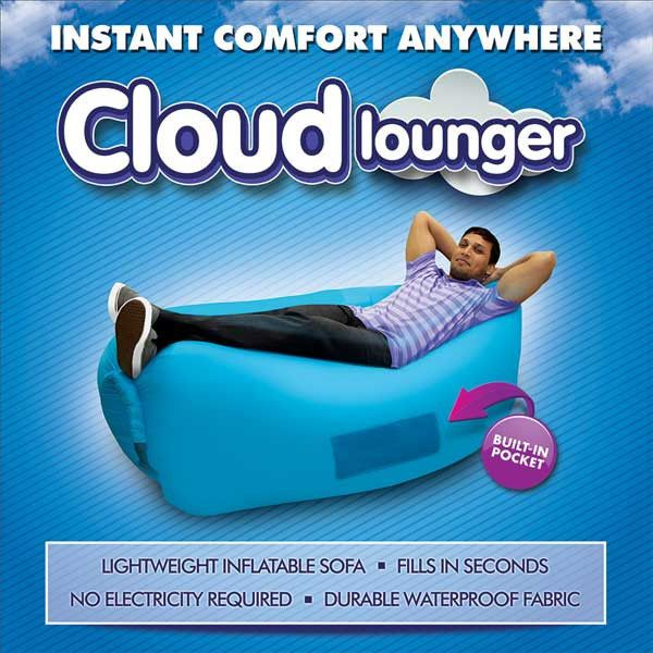 The Cloud Lounger Instant PORTABLE Lounger $80 After $10 Off @ Showcase Canada http://www.lavahotdeals.com/ca/cheap/cloud-lounger-instant-portable-lounger-80-10-showcase/90782