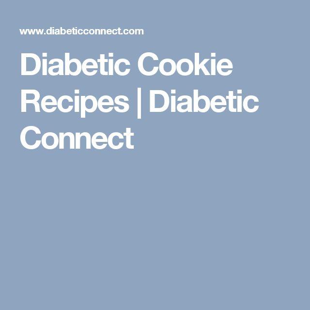 Diabetic Cookie Recipes | Diabetic Connect
