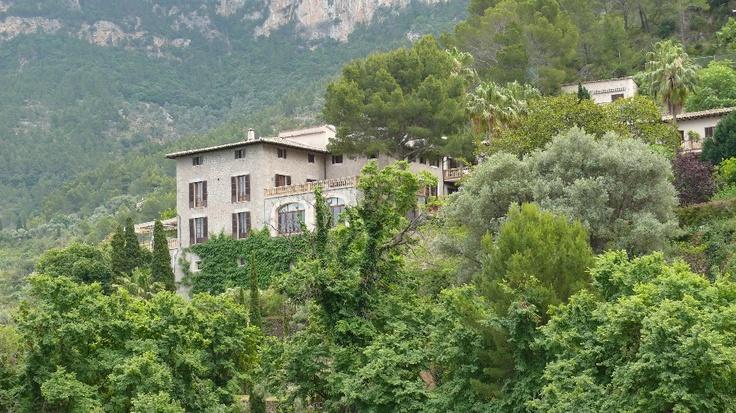 Es Moli in Deia, Majorca.