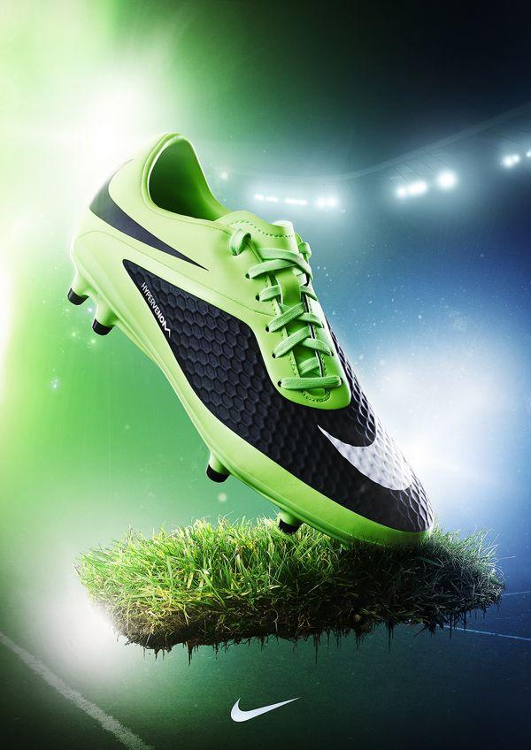Nike Hypervenom Ad by Louis Stilling