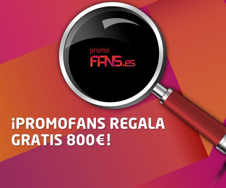 En Promofans.es regalamos 800€. Encuentra las Promociones Perdidas ¡y no te quedes sin tu premio! http://goo.gl/Qce5gB