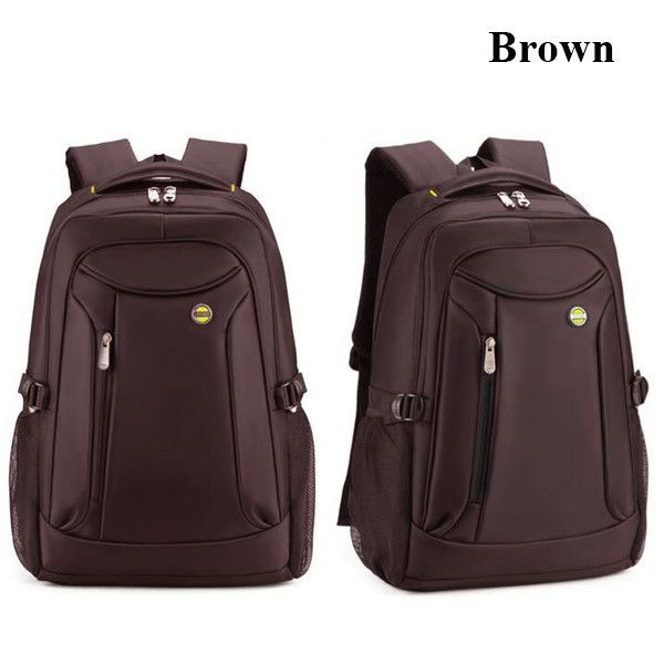 SHUAIBO 16 Inch Shockproof Computer Backpacks Brand Business Affairs Travel Bag New Leisure High School Students Backpack X023