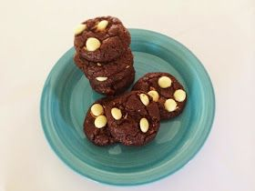 Cooking For Busy Mums: Soft, Thick, Chewy Chocolate Cookies