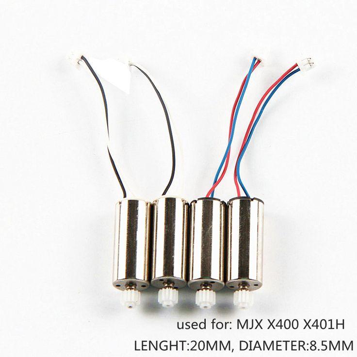 $8.08 (Buy here: https://alitems.com/g/1e8d114494ebda23ff8b16525dc3e8/?i=5&ulp=https%3A%2F%2Fwww.aliexpress.com%2Fitem%2F4pcs-Motors-For-Mjx-X400-X401h-Cw-Ccw-Brush-Engine-Rc-Drone-Spare-Parts-Quadcopter-Motor%2F32793738729.html ) 4pcs Motors For Mjx X400 X401h Cw Ccw Brush Engine Rc Drone Spare Parts Quadcopter Motor Accessory Dron Kit Moto for just $8.08