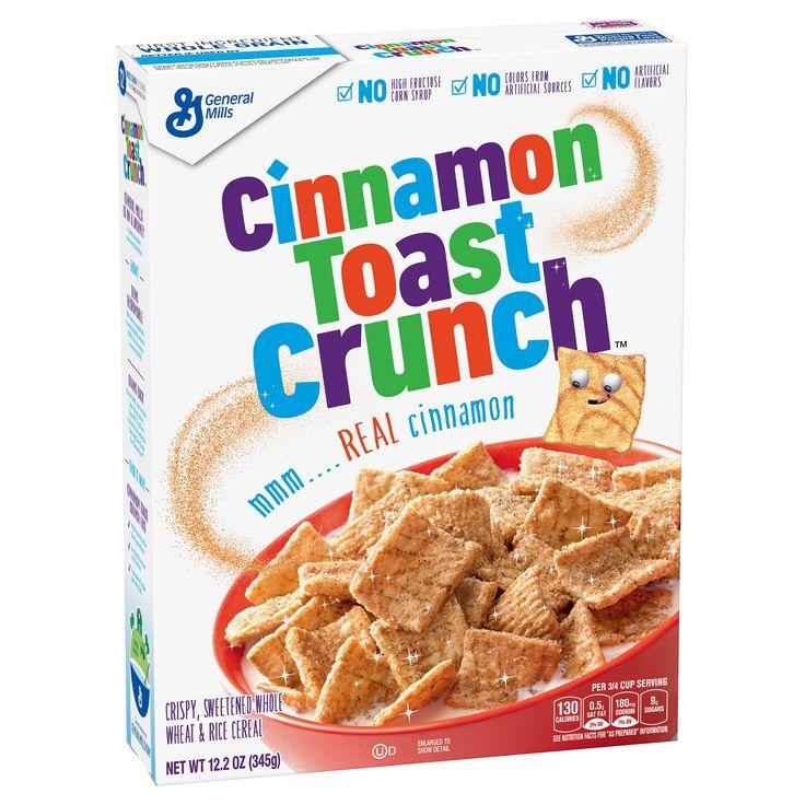 Cinnamon Toast Crunch Cereal - 12.2oz - General Mills