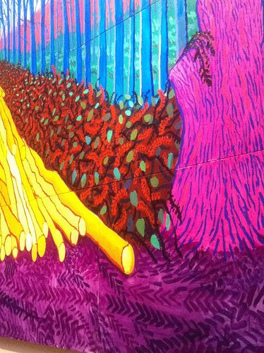 David Hockney  www.artexperiencenyc.com