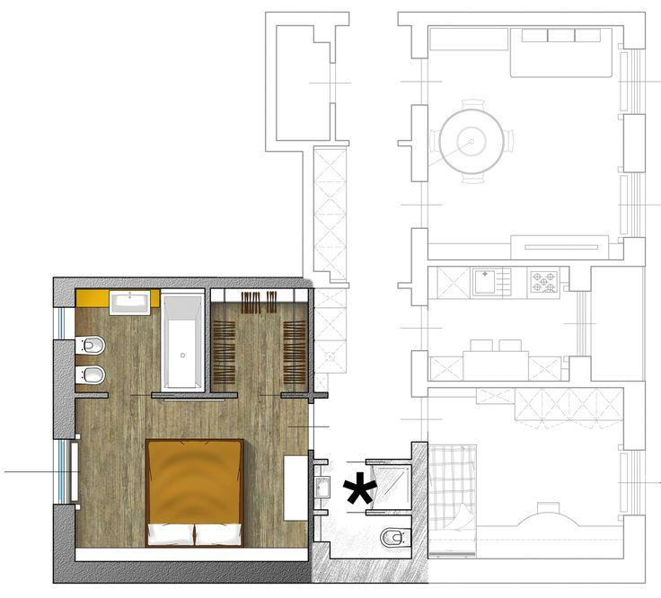 Oltre 20 migliori idee su lungo bagno stretto su pinterest for Migliori progetti di case aperte