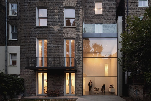 Paul+O architects, co-run by New Zealander Paul Acland. Their work on a period building in Notting Hill won them the Grand Designs Best Redesign Award
