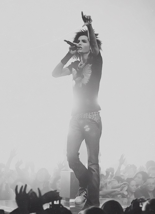 Bill Kaulitz - Tokio Hotel. Because of my friend. I blame her. I blame you, you will see this. I will make sure of it