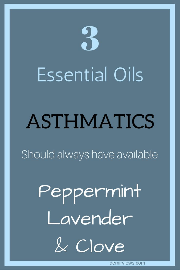Eos-for-asthma Essential Oils that can help manage your Asthma!