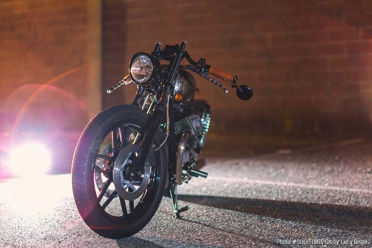 Moto Guzzi handlebar cafe racer