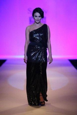 Preity Zinta At WIFW 2013