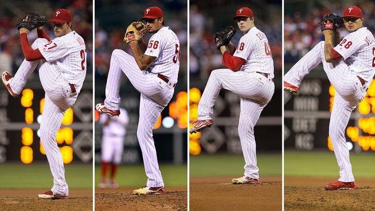 Klentak: Starting pitching best success story