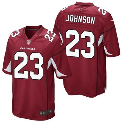 Arizona Cardinals Home Game Jersey - Chris Johnson