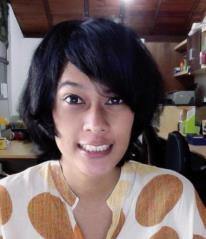 my short hair style