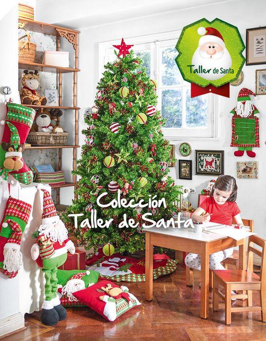 ¡Llena tu hogar de la magia navideña! #Navidad #Sodimac #Homecenter