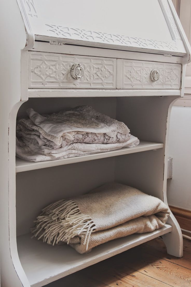 A handmade cottage: Weekend DIY project: Writing bureau makeover + As featured on the Laura Ashley blog