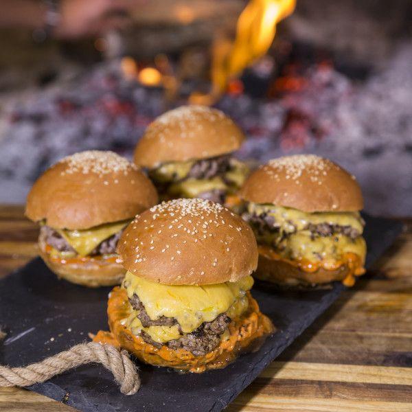 The Smash Burger Braai Com Braai Recipes Patties Recipe Perfect Burger Recipe