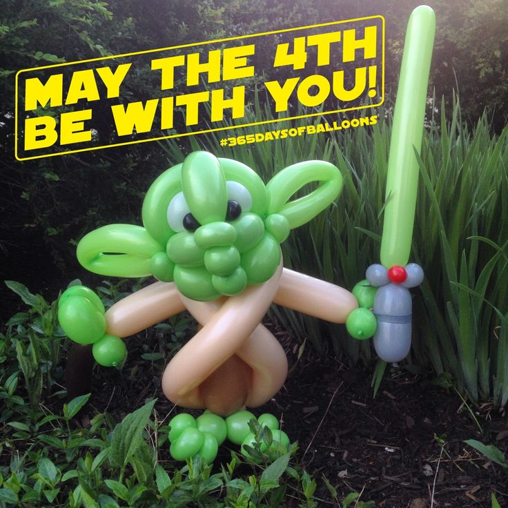 May The 4th Be With You Best: 45 Best Star Wars Balloon Inspiration Images On Pinterest