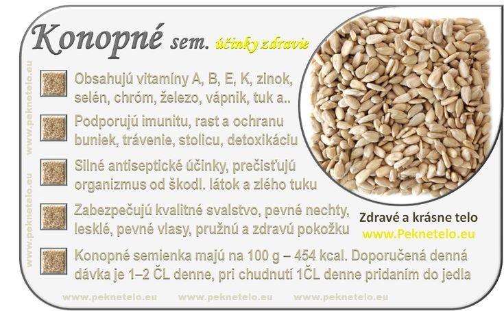 Info obrazok konopne semienka