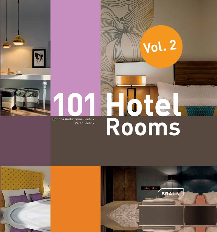101 Hotel Rooms Vol 2 Cover