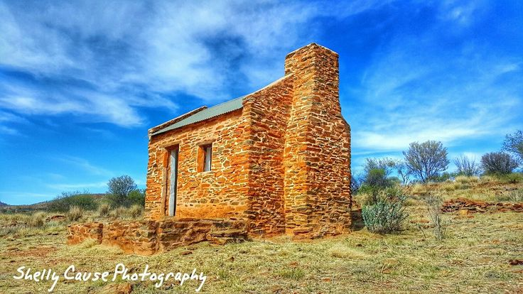 Arltunga Historical Reserve in the East Macdonnell Ranges NT