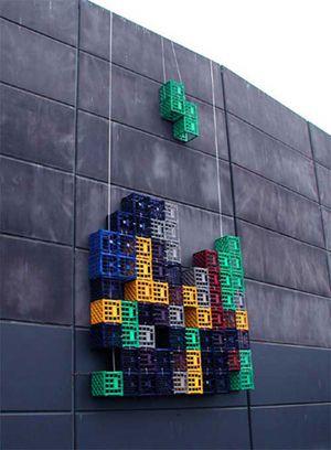 Tetris Creativity