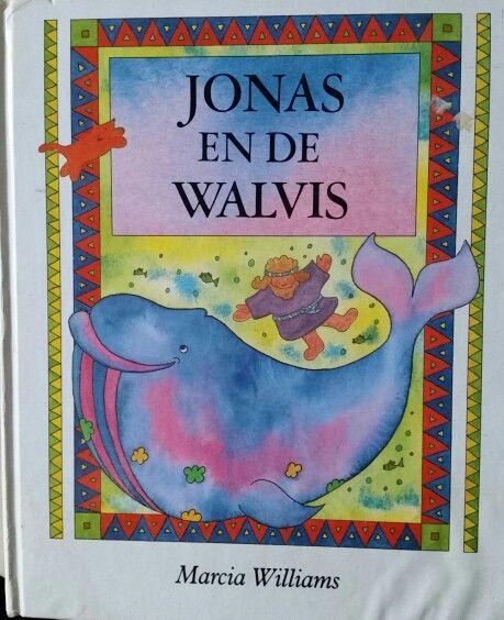 Prentenboek Jonas en de walvis