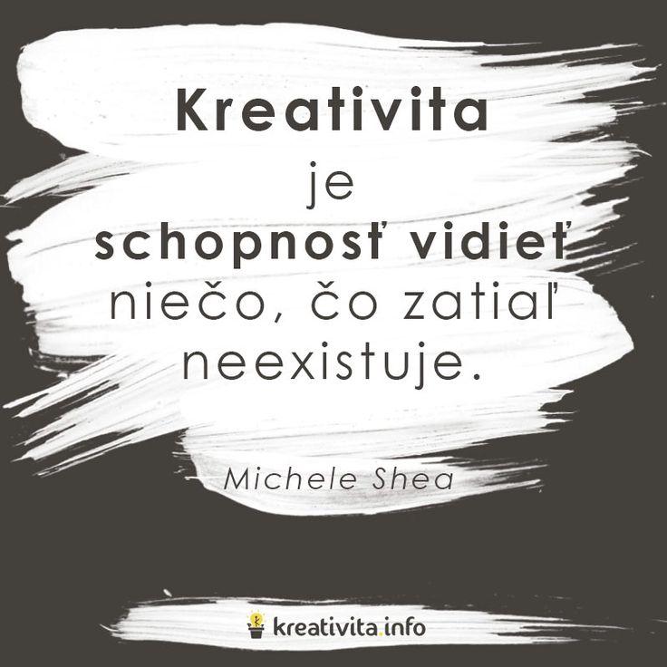 Niekedy sa stačí len dívať okolo #slovensko #cesko #citat #kreativita…