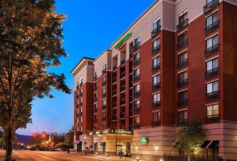 Chattanooga Hotels | Courtyard Chattanooga Downtown