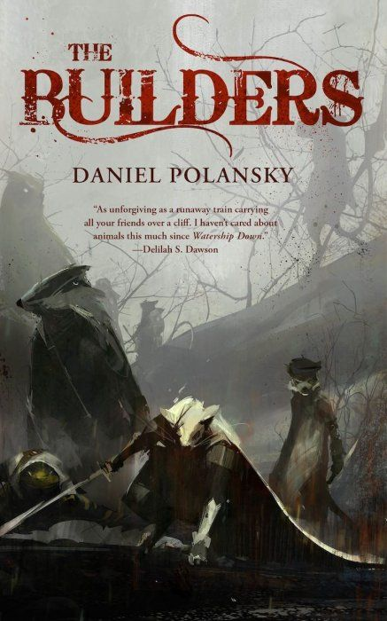 50 best fantasy faction best fantasy books of 2015 images on the builders by daniel polansky fandeluxe Choice Image
