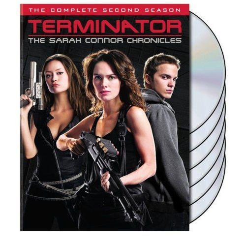 Terminator: The Sarah Connor Chronicles: Seasons 1 and 2 (Blu-ray) $19.99