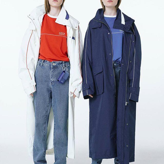 17 ss  rain coat ☔  #ader#adererror