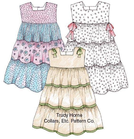 free printable toddler dress patterns - Redbul ...