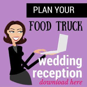 Download your Food Truck Wedding Planner