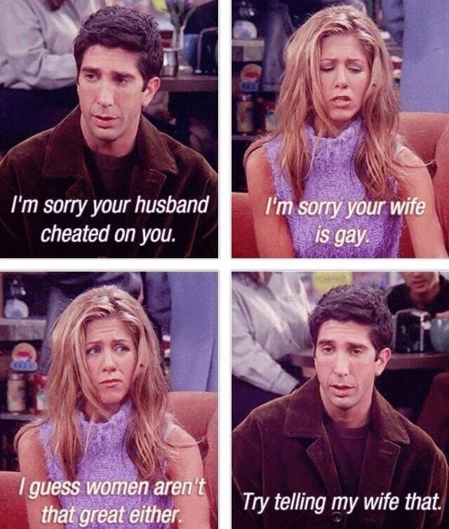 Friends TV : The One That Could Have Been :