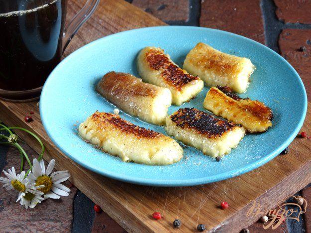 Тостонес (жареные платаны) - пошаговый рецепт с фото