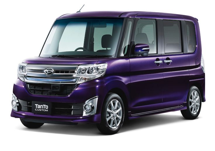 New Daihatsu Tanto: Is This The Shape Of Minicars To Come? ... see more at InventorSpot.com