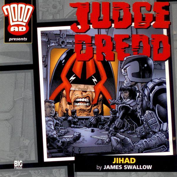 13. Judge Dredd: Jihad