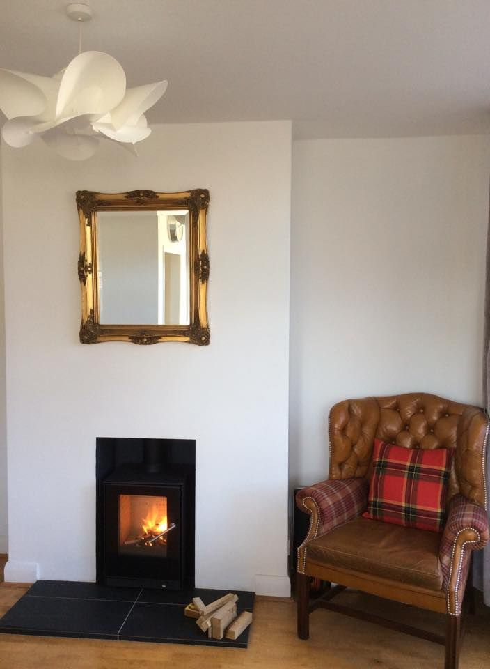 This is a one of our most popular stoves - a Rais Q-Tee.