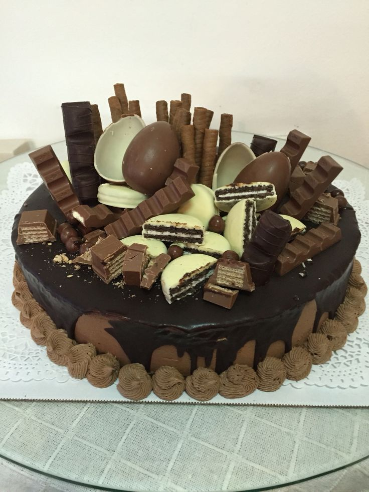 Kinder Chocolate Cake Images : 72 best images about Sweet Treats on Pinterest Cupcake ...