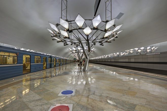5 Things to Do Before You Enter the Moscow Metro