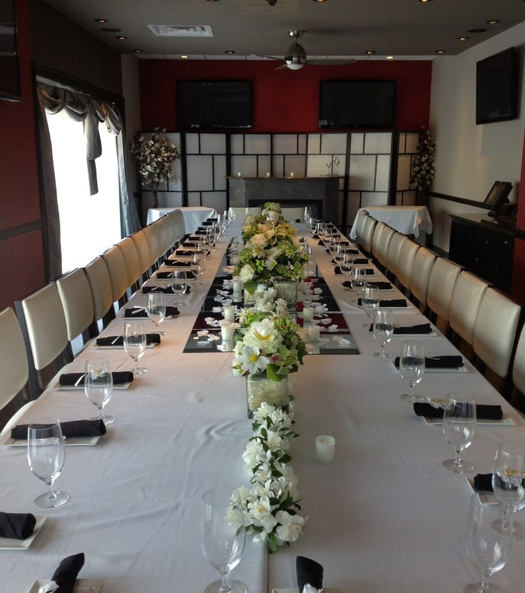 Grillestone Restaurant Scotch Plains NJ Private