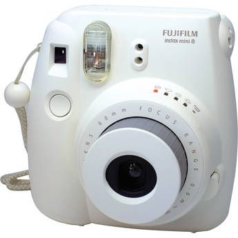 FUJIFILM Instax Mini 8: The Camera That Brings Instant Fun and Excitement To Your Everyday Life
